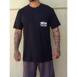 Mens Spam Shirt Black