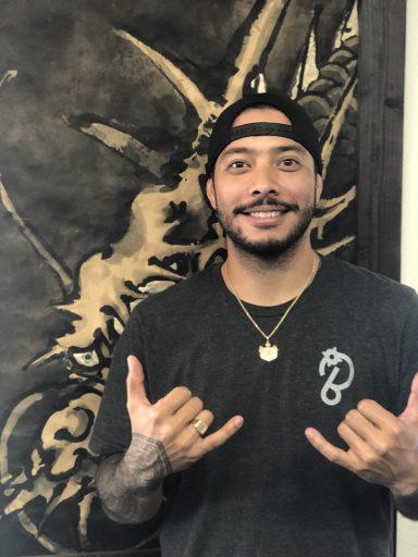 Jacob - Maui Tattoo Artist at Mid-Pacific Tattoo